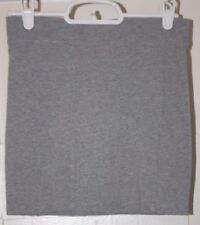 H&M GRAY TUBE SKIRT - Size Youth 10-12