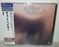 BLU-SPEC CD CHET BAKER - SHE WAS TOO GOOD TO ME - JAPAN - KICJ-2326 - NEW