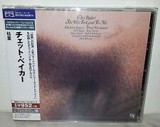 BLU-SPEC CD CHET BAKER - SHE WAS TOO GOOD TO ME - JAPAN - KICJ-2326 - NEW