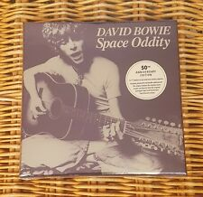 DAVID BOWIE SPACE ODDITY 50TH ANNIVERSARY EDITION BOX SET NEW & SEALED FREE P&P