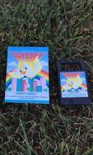 HAPPY BIRD Odyssey2 homebrew videogame manual cartridge Videopac Magnavox FLAPPY