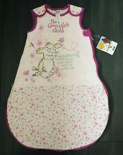 THE GRUFFALO'S CHILD GIRLS PINK SLEEPING BAG BABY 0-6m BNWT