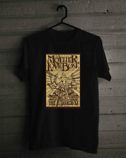 Mother Love Bone Band T shirt Black Unisex Short Sleeve Size S M L 234XL TT821