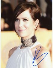 """~~ KRISTEN WIIG Authentic Hand-Signed """"SEXY GHOSTBUSTERS"""" 8x10 Photo B ~~"""