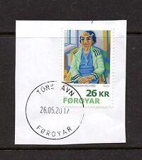 Faroe Islands - 26kr Art used 2011 - Sc# 559