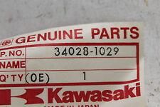 1987-1989 LTD305 ELIMINATOR 250 KAWASAKI (KB33) NOS OEM 34028-1029 FOOTREST PEG