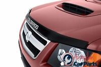 HOLDEN Colorado RC Tinted Bonnet Protector Genuine Tinted 2008-2011 accessories