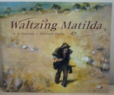 WALTZING MATILDA by A B PATERSON - DESMOND DIGBY Softcover edition CHILDREN'S