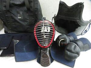 Kendo Uniform Do Bogu Set Japanese Martial Arts Armor from Japan