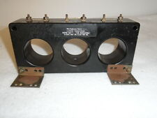 Westinghouse Electric Corp. Current Transformer P/N 20292A37H07  600V