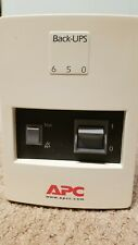 APC BackUPS 650 UPS  ** NEW BATTERY **