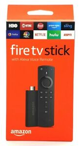 Amazon Fire TV Stick With Alexa Voice Remote - 2nd Generation