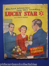 Lucky Star & Peg's Paper - Womans Story Comic  -  26th March 1951   # 560