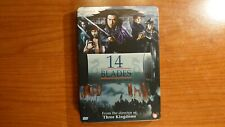 1927 DVD 14 Blades Steelbook Region 2