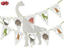 Jura Sammlung Dinosaurier Sortiert Mix Prehistoric Fahnentuch Banner 15 flaggen