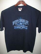 Walt Disney Cruise Line Ship Ocean Navigation Team Authentic Clothing T Shirt M