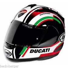 Ducati Arai Corse'12 rx-7 gp racing casco Helmet nuevo!!!