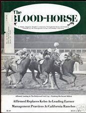 Blood Horse Affirmed Text Sirlad Aga Khan Boussac Told