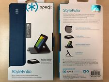 New OEM Speck Nexus 7 2013 Model Blue StyleFolio Flip Cover Case+Stand SPK-A2311