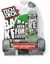New RARE Tech Deck BAKER Fingerboards Skateboards Sk8 Series 7 Rowan Zorilla