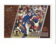 1998 Aurora Championship Fever Copper #33 Terry Glenn Patriots /20