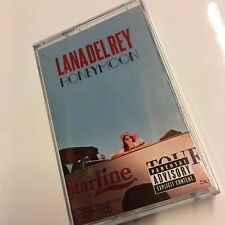 Lana Del Rey - Honeymoon - Cassette SEE THE DESCRIPTION (shipping from 08/27)