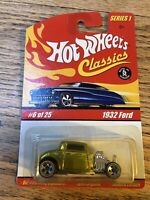 Hot wheels Classics 32 Ford Coupe