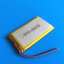 1900mAh 3.7V LiPo Battery for DVD Camera DV Recorder PAD Cellphone Camera 504270