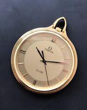 Omega Gold Pocket Watch Model 191.1780