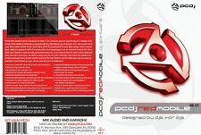 PCDJ RED MOBILE 2 KARAOKE + DJ HOST PC/MAC SHOW SOFTWARE
