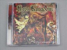 ARES KINGDOM The Unburiable Dead CD (ORDER FROM CHAOS, VULPECULA)