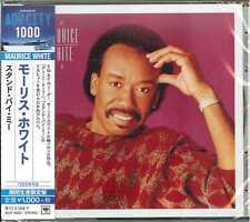 MAURICE WHITE-MAURICE WHITE -JAPAN CD B63