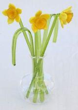 Scacciapensieri e campanelle decorative da giardino in vetro