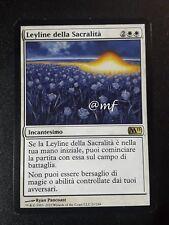 LEYLINE DELLA SACRALITÀ - LEYLINE OF SANCTITY ITA  - MTG MAGIC [MF]
