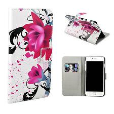 "Book Flip PU Leather Flip Case Cover For Apple iPhone 6 Plus/6S Plus 5.5"""