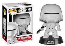 First Order Snowtroooper Star Wars Episode VII 7 Pop! Vinyl Figure #67