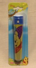 "NEW Disney Winnie The Pooh   5""LED Flashlight/Camping Light Free Ship"