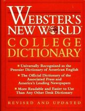 Webster's New World College Dictionary/Thumb Indexed, David B. Guralnik, Victori