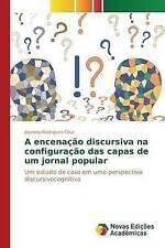A encenação discursiva na configuração das capas de um jornal popular: Um estudo