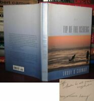 O'Connor, Larry TIP OF THE ICEBERG Signed 1st 1st Edition 1st Printing