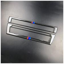 Carbon Fiber Radio CD Panel Dashboard Cover Trim für BMW 5 Series F10 F11 5ZK2