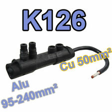 MICHAUD K126 embout réducteur de section à dénudage 95-240 vers 50mm²