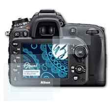 Bruni 2x Schermfolie voor Nikon D7100 Screen Protector Displaybeveiliging