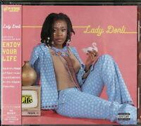 LADY DONLI-ENJOY YOUR LIFE-JAPAN CD BONUS TRACK F30