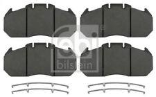 Brake Pad Set, disc brake FEBI BILSTEIN 16565