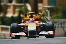 Nelson Piquet Jr Hand Signed ING Renault F1 12x8 Photo 3.