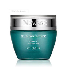 Oriflame Sweden NovAge True Perfection Renewing Night Care Face Cream -50 ml