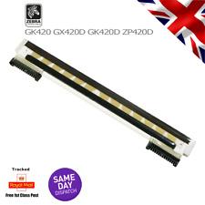 More details for zebra gk420 gx420d gk420d zp420d new thermal print head 105934-037 | g105934-037