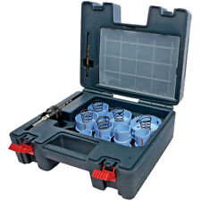 Bosch HSM23PCM 5-TPI Quick-Change Threadless Sheet Metal Hole Saw Set - 23pc