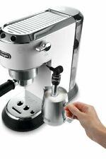 DeLonghi America EC685.W Dedica Deluxe Espresso Maker, Silver